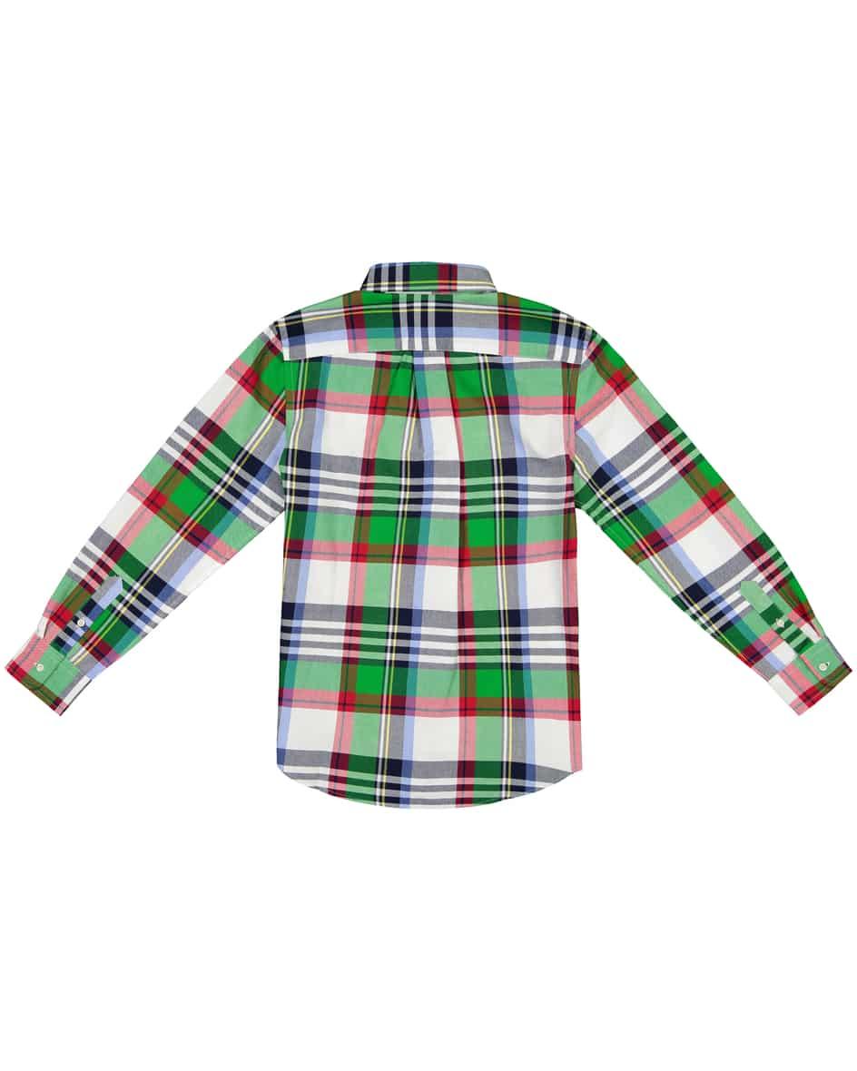 Jungen-Hemd 2T