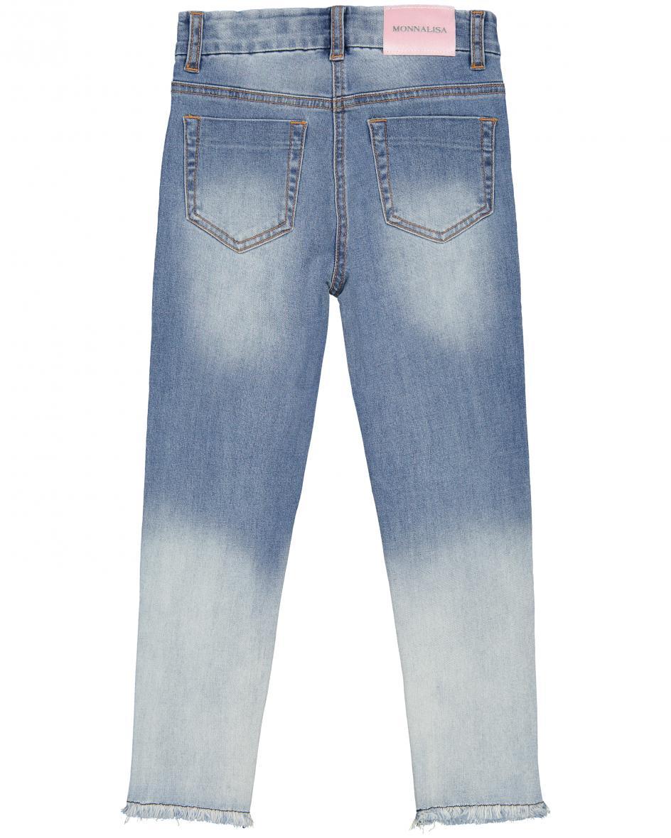 Mädchen-Jeans 128