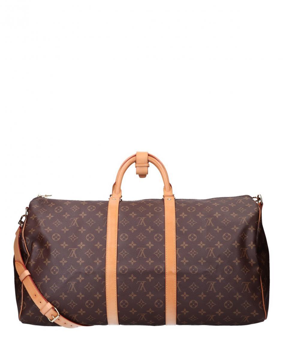 Louis Vuitton Keepall 55 Reisetasche mit Schulterriemen  Unisize