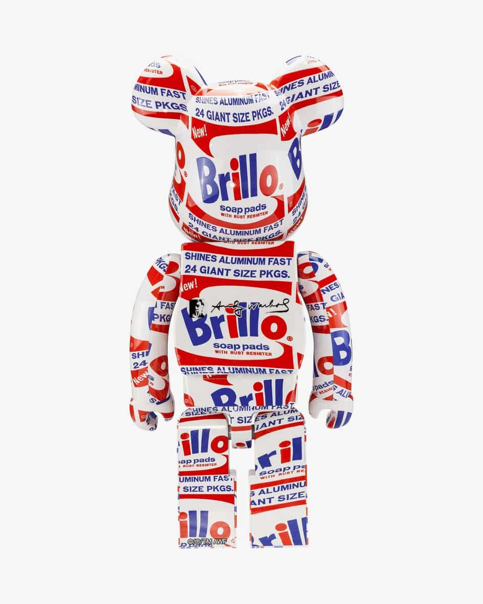 Brillo Medicom Toy Figuren Unisize