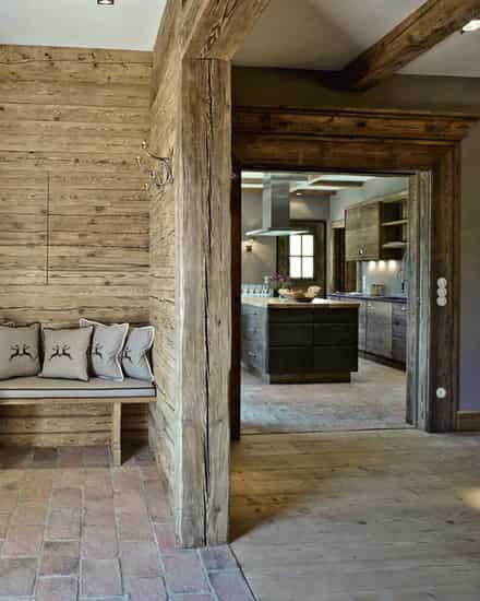 Teneues modern wohnen chalet style buch lodenfrey for Moderner chalet stil