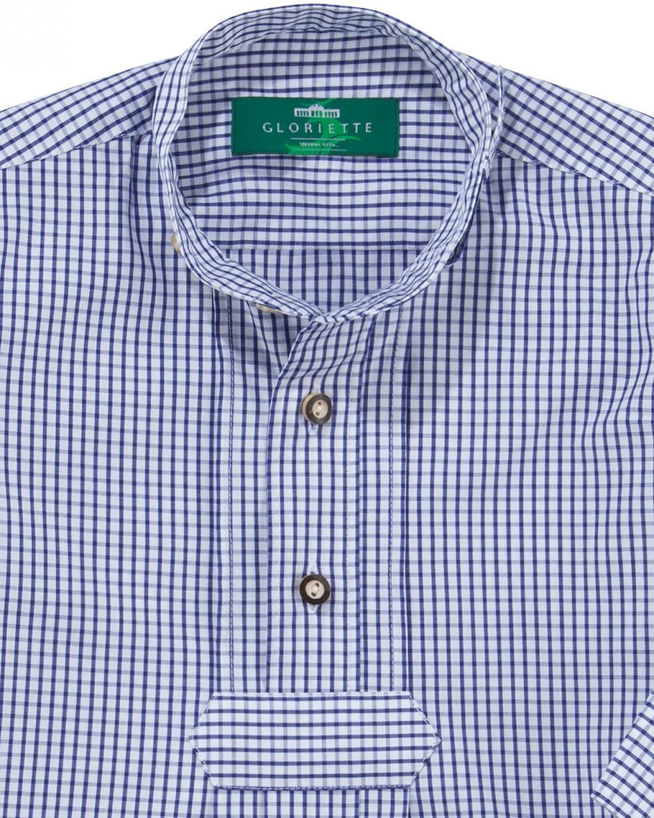 Jungen-Trachtenhemd 176