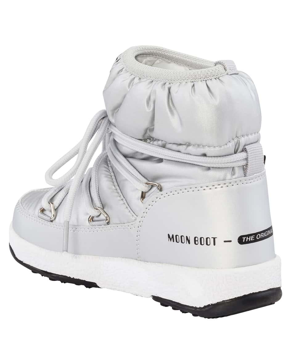 Low Nylon WP Mädchen-Moon Boot 32