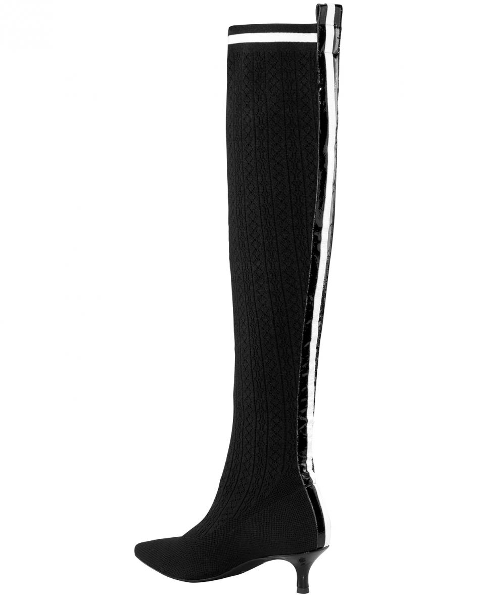 Stock Stiefel 39