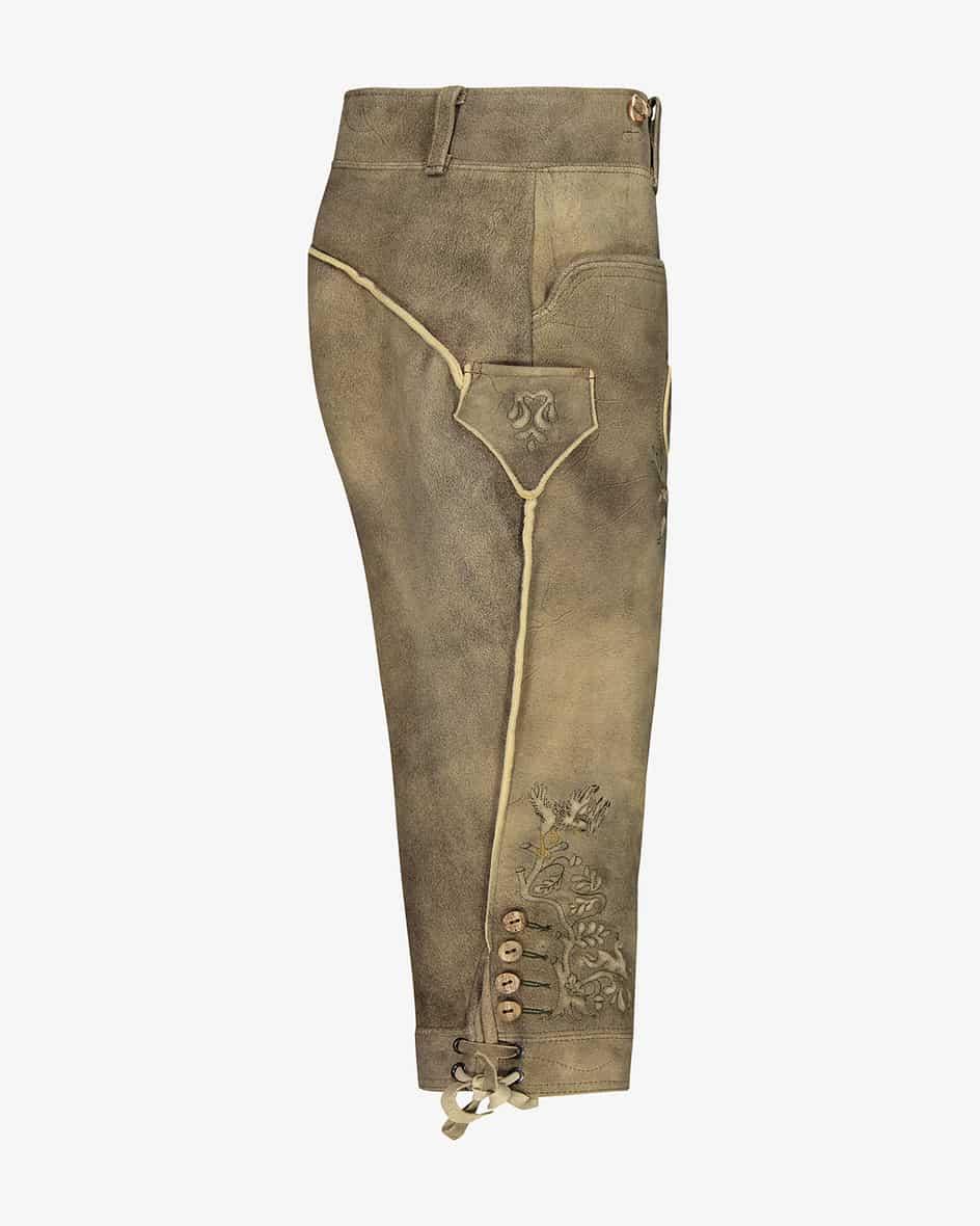 Hohenwerfen Trachten-Kniebundhose 52