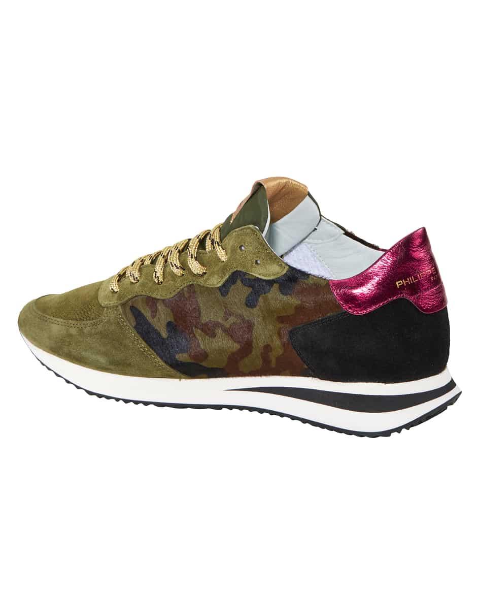Tropez Pony Sneaker  39