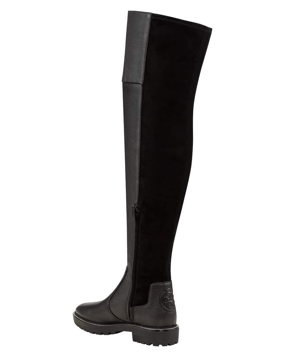 Overknee-Stiefel 40