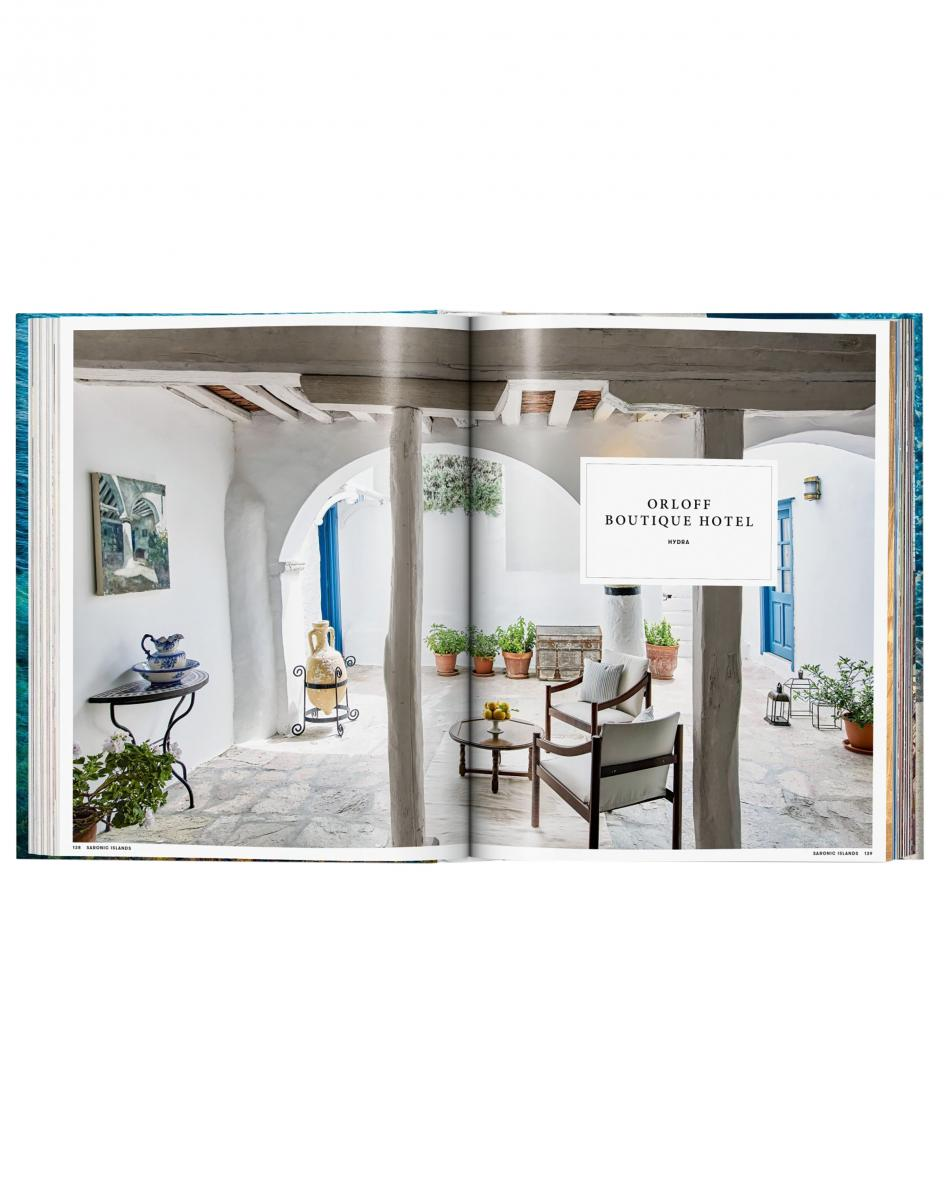 Great Escapes Greece. The Hotel Book Buch Unisize
