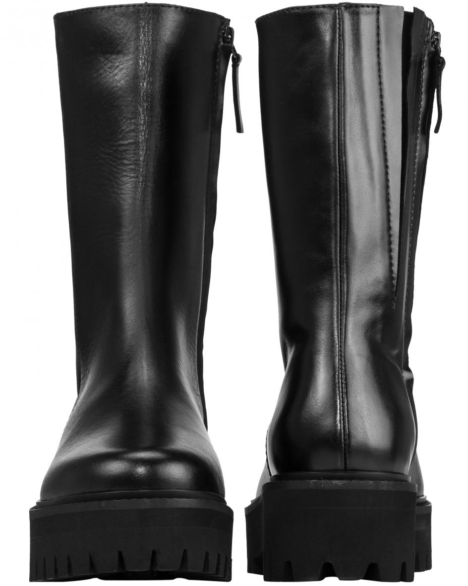 Sporty Elegance Boots
