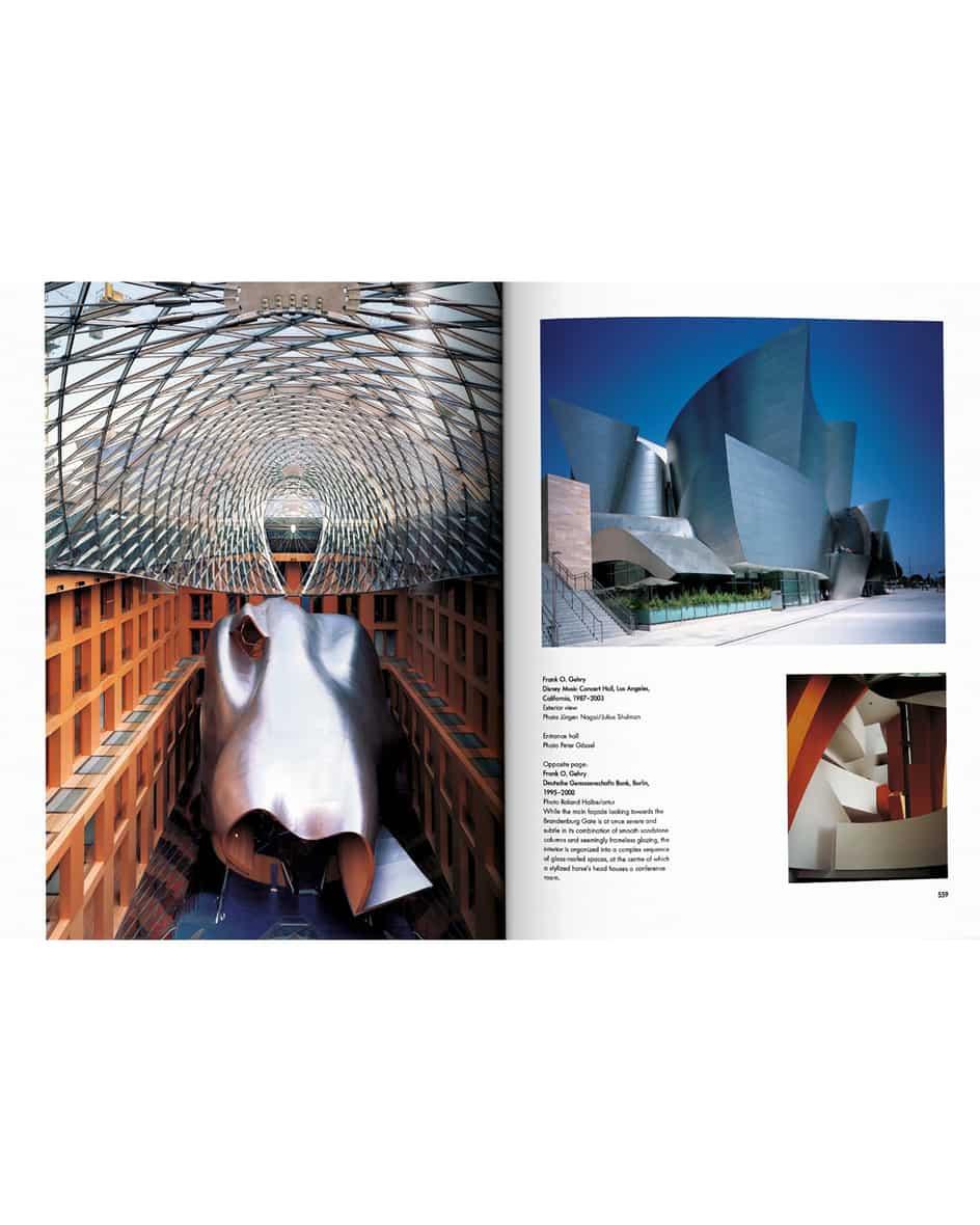 Architektur des 20. Jahrhunderts Buch Unisize