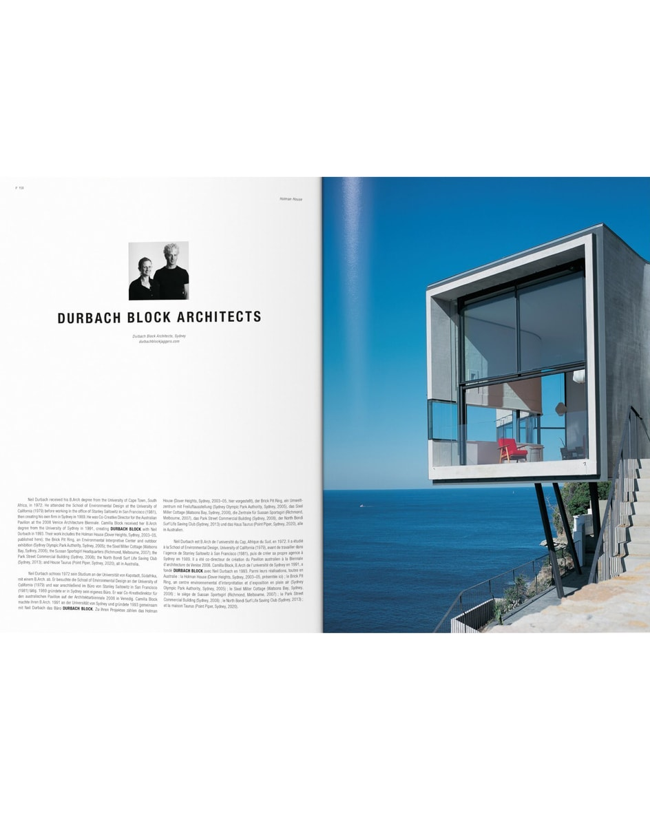 Contemporary Houses Buch Unisize