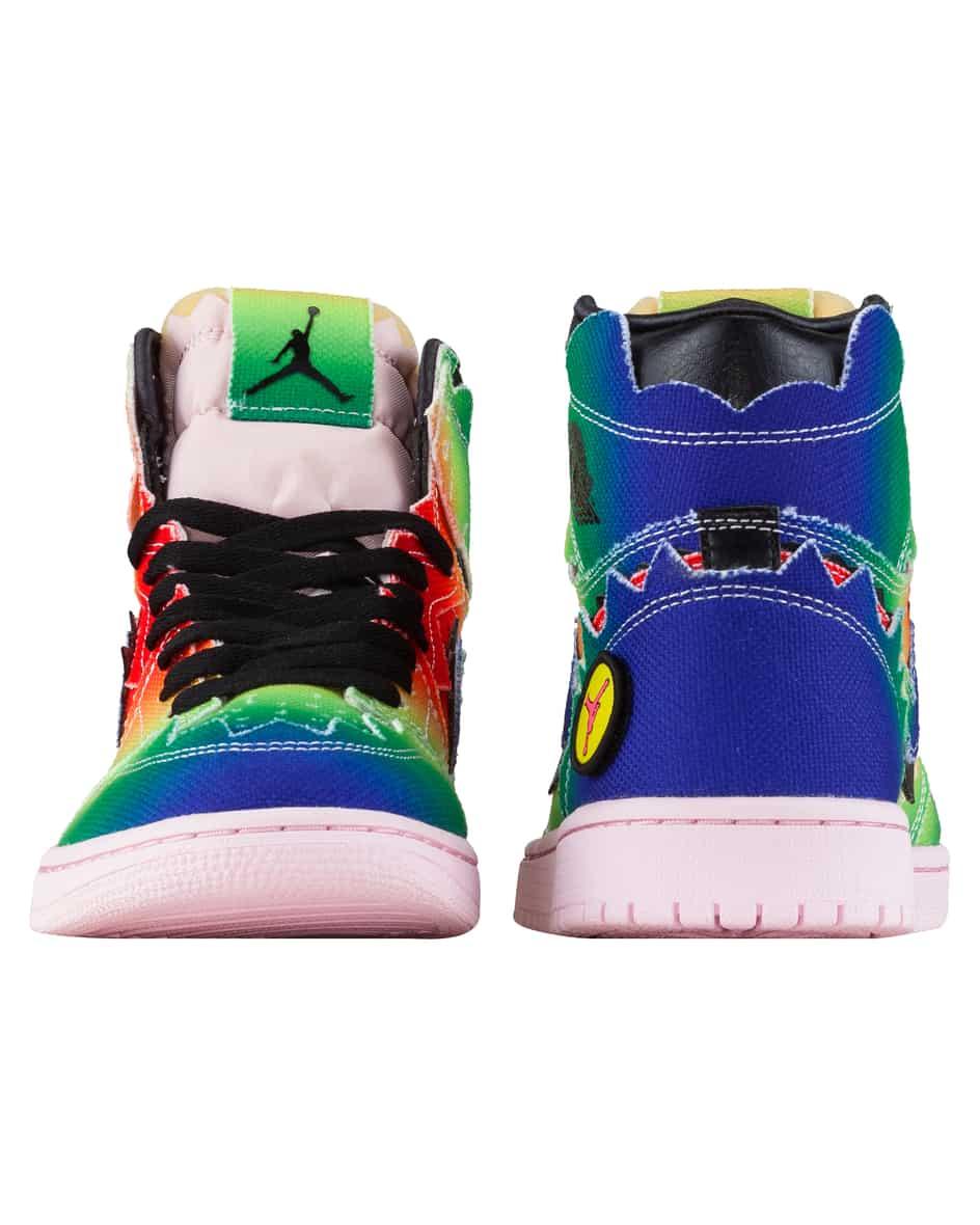 Nike Jordan 1 Retro J Balvin Hightop-Sneaker 42,5