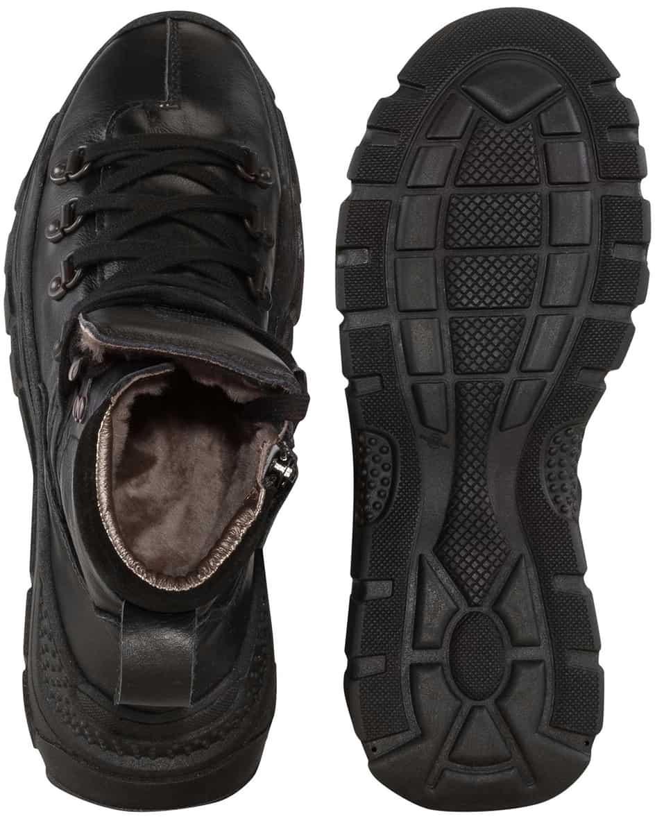 Jungen-Hightop-Sneaker  40