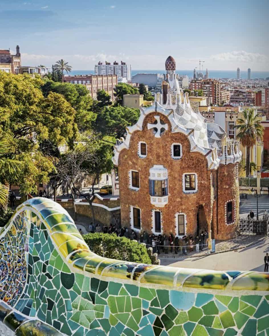 Gaudí. Das vollständige Werk Buch  Unisize