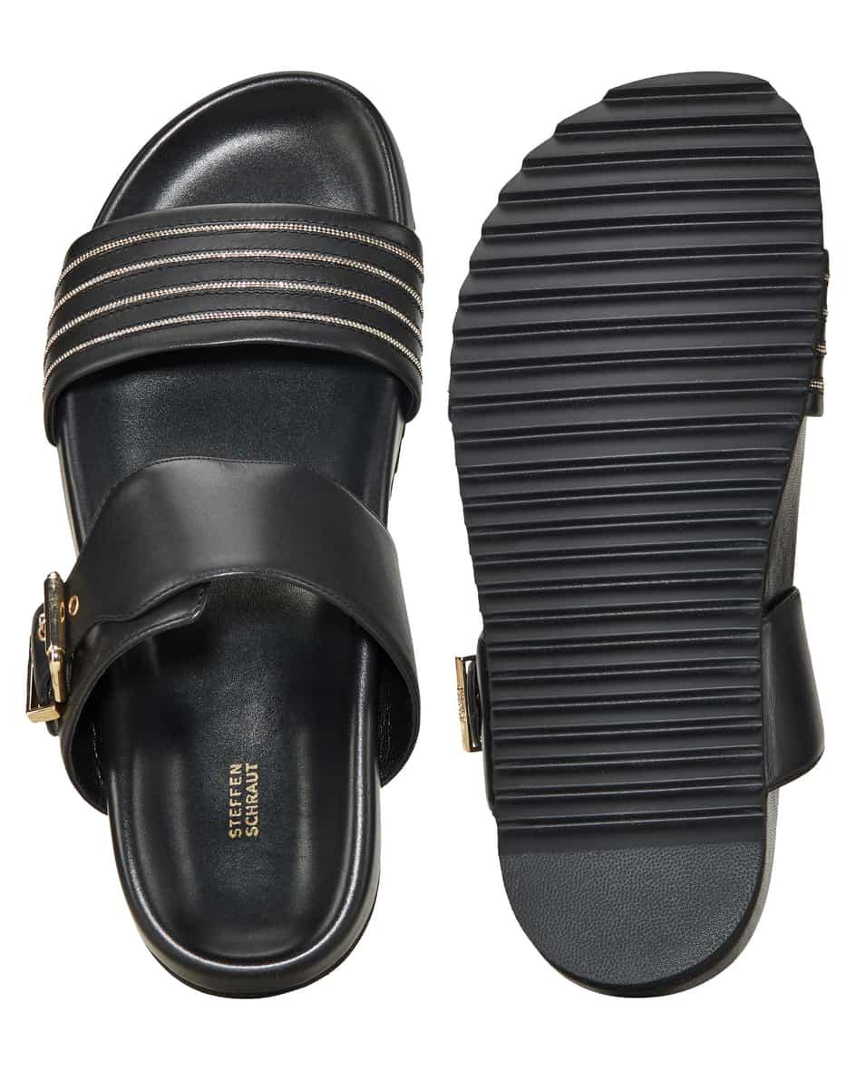 Slim Chain Corner Sandale 36