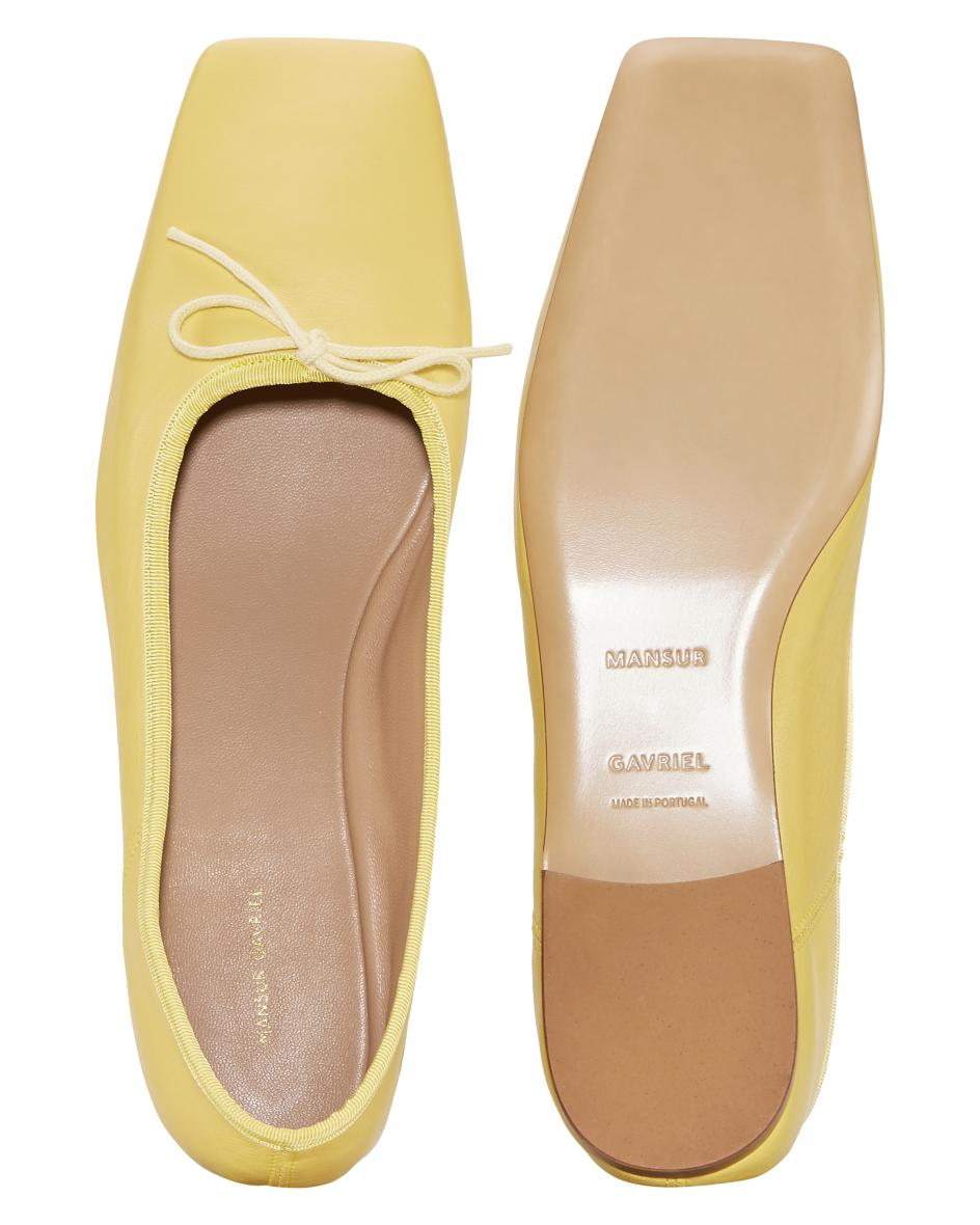 Square Ballerinas 37
