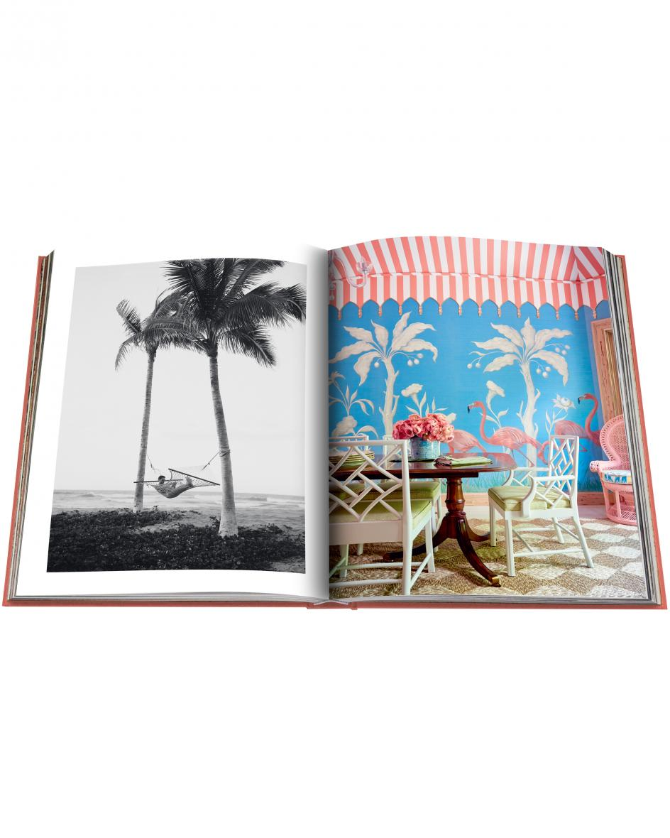 Palm Beach Buch  Unisize
