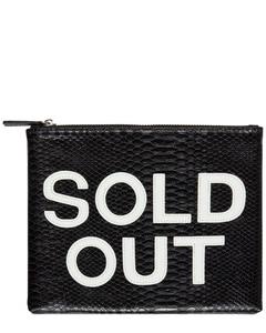 Sold Out Kulturtasche von Iphoria