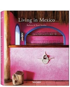 Living in Mexico Buch von Taschen