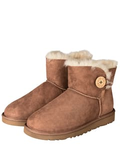 Mini Bailey Button Boots von Ugg