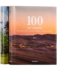 100 Getaways Rund um die Welt Buch von Taschen