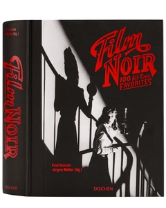Film Noir - 100 All-Time Favorites Buch von Taschen