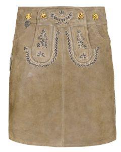 Chiemsee Trachten-Lederrock von Trachtenamazonen