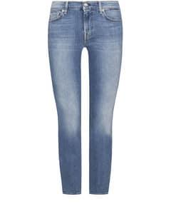 Roxanne Crop 7/8-Jeans Mid-Rise von 7 For All Mankind