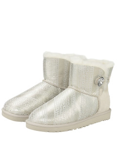Mini Bailey Button Bling-Boots