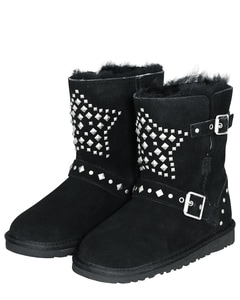 Mädchen Adrianna Stars-Boots