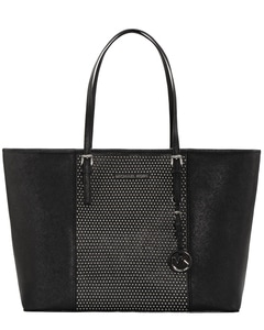 Micro Stud Travel Tote Bag Unisize