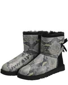 Mini Bailey Bow Snake-Boots