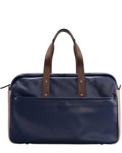 Weekender mit Laptop-Tasche