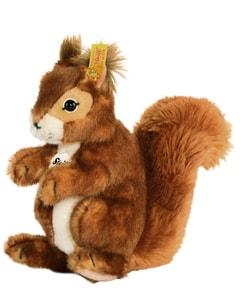 Niki Plüschtier Eichhörnchen Unisize