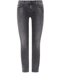 Close Cut Jeans Skinny Crop Low-Rise