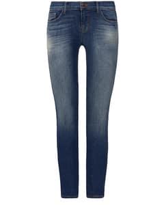 Jeans Skinny Crop Low-Rise