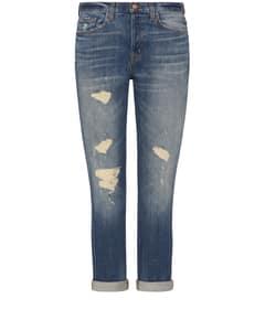 Georgia Jeans Mid-Rise Slim Boyfriend von J Brand