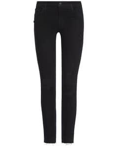Capri Jeans Mid-Rise von J Brand