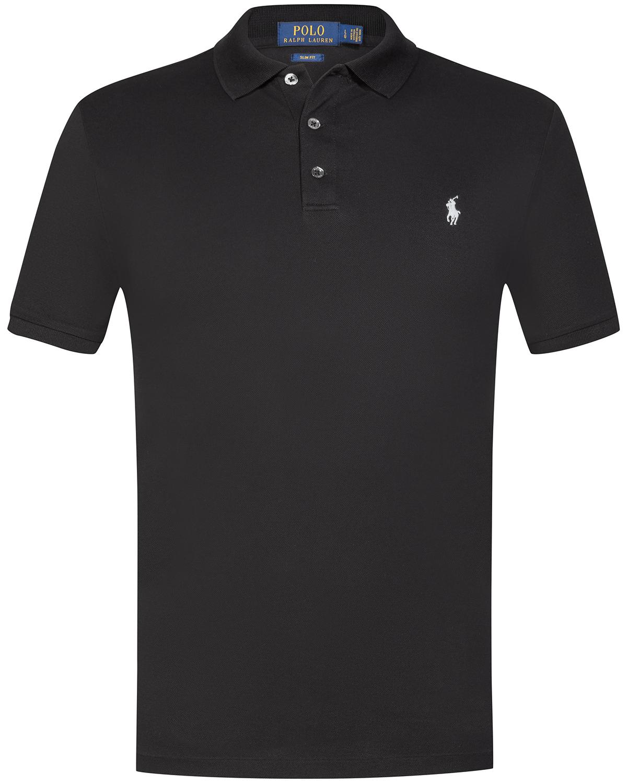 Polo Shirt Slim Fit Stretch Mesh