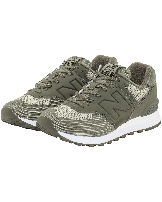 WL574FAC Sneaker (Oliv) - Damen New Balance zgvdlVmd