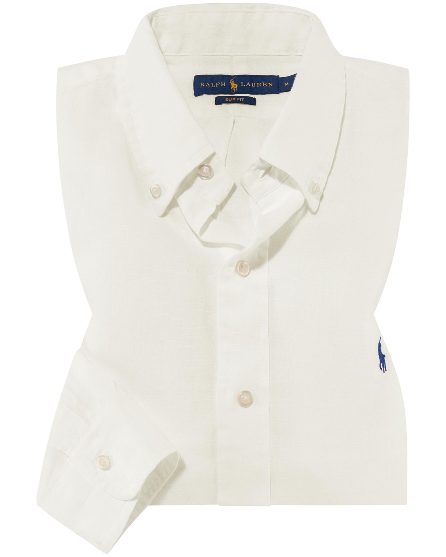 962b099f4 Polo Ralph Lauren Leinenhemd Slim Fit | LODENFREY