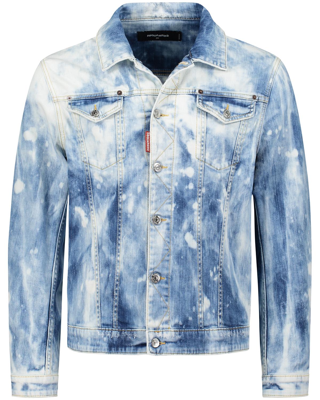 Jeans Jacke Dsquared Dsquared Jacke Herren Dsquared Jeans Herren Yfgy7b6v