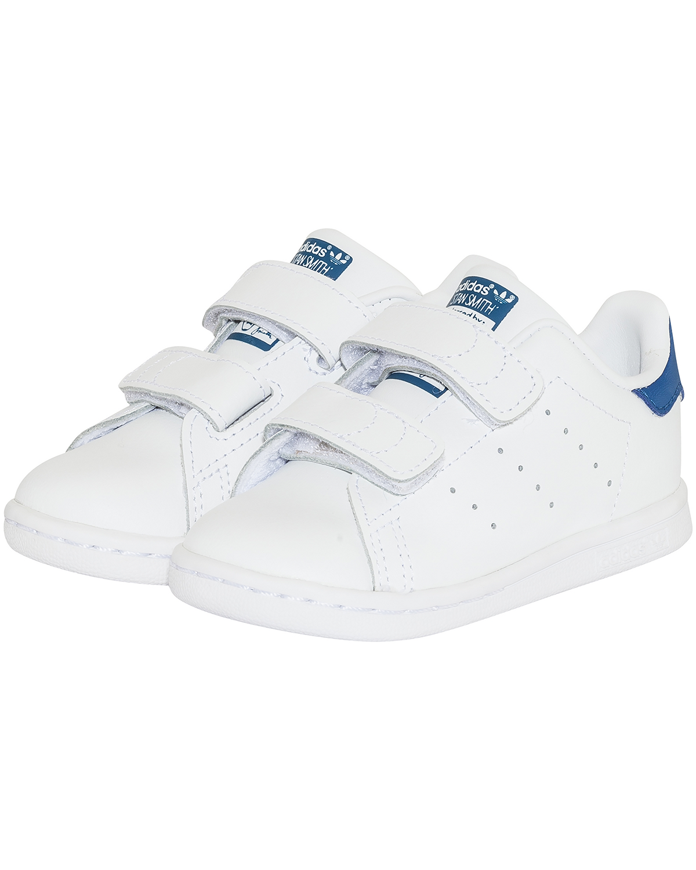 adidas stan smith klett weiß