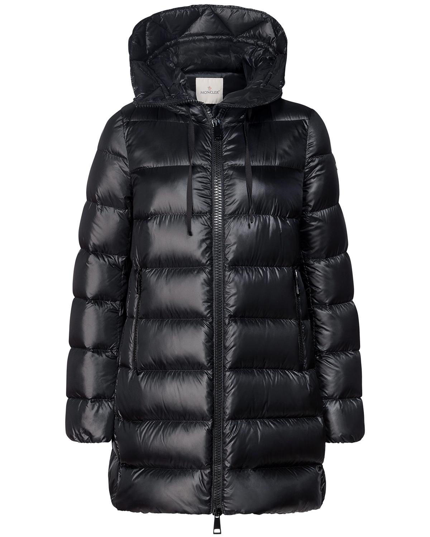 DAUNENMANTEL Grau Damen Mantel 1 MONCLER 36 GRDE Coat b7g6Yyfv