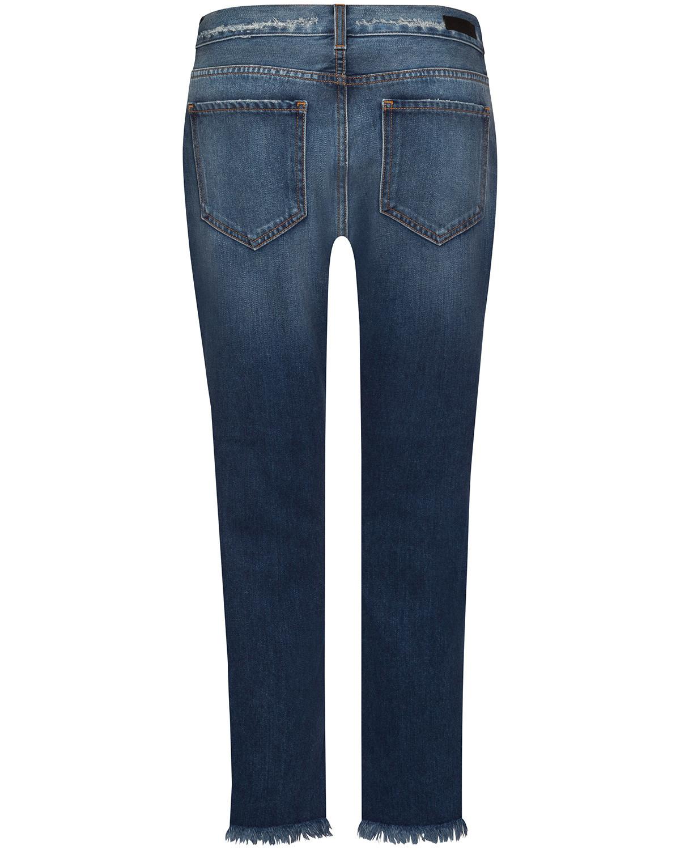 7/8-Jeans Mid Rise (Blau) - Damen ei8ht dreams Rabatt Sneakernews IxvR6DJL
