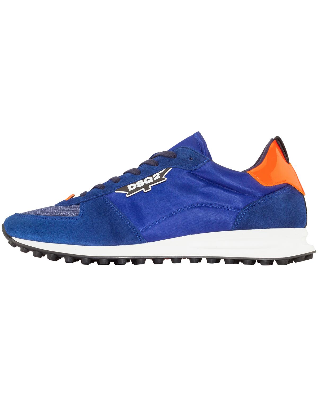 Dolce & Gabbana Capri' Sneakers Herren Black Sneakers