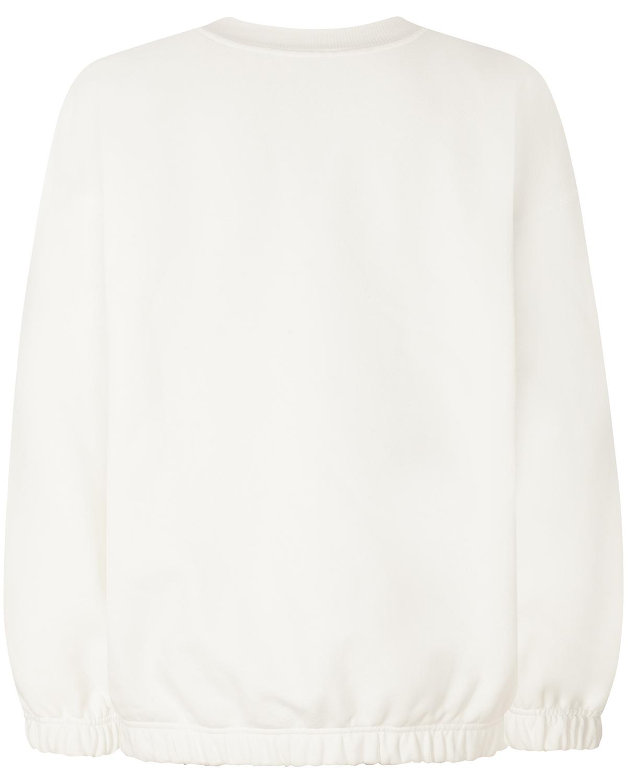 palm angels sweatshirt weiß