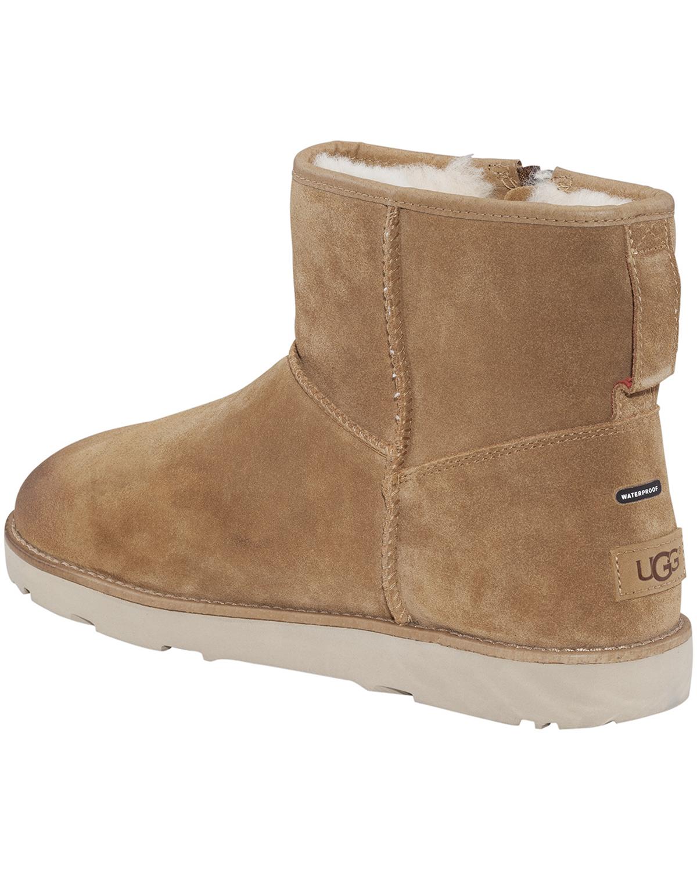 Ugg Classic Mini Zip Boots Lodenfrey