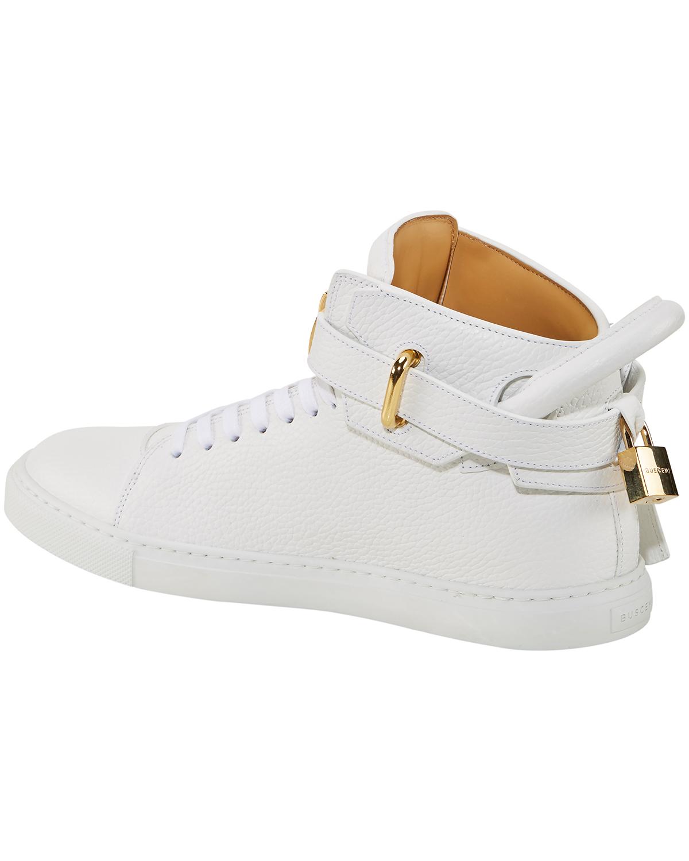 100mm Core Clip Hightop Sneaker