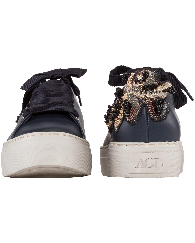 agl sneakers blau